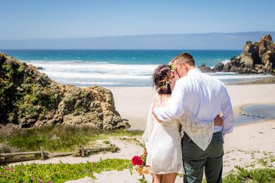 Monterey Beach Weddings